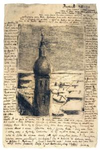 Apsnigtas kainas, 1906 (Laiškas 1908)