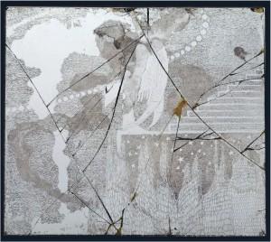 Auka, fluoroforto klišė, 1908