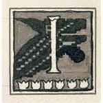 Inicialas I, 1908
