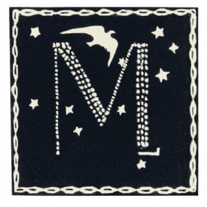 Inicialas M, 1908