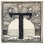 Inicialas T, 1908