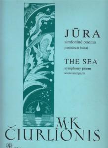 M.K.Čiurlionis. Jūra