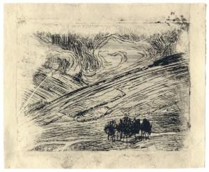Kalnuoti laukai, 1905