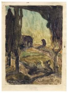 Kompozicija, 1905-1906 pirma