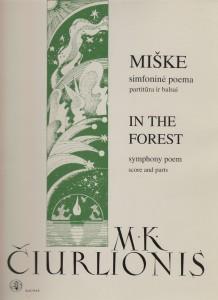 M.K.Čiurlionis. Simfoninė poema