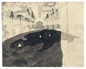 Preliudas (Saulėtekis) 1908