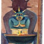 Rytų dievas, 1903 09 01