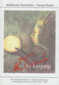 M.K.Čiurlionis in Leipzig