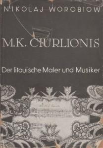 M.K. Čiurlionis, der litauische Mahler und Musiker