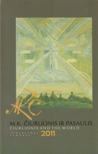 M. K. ČIURLIONIS IR PASAULIS